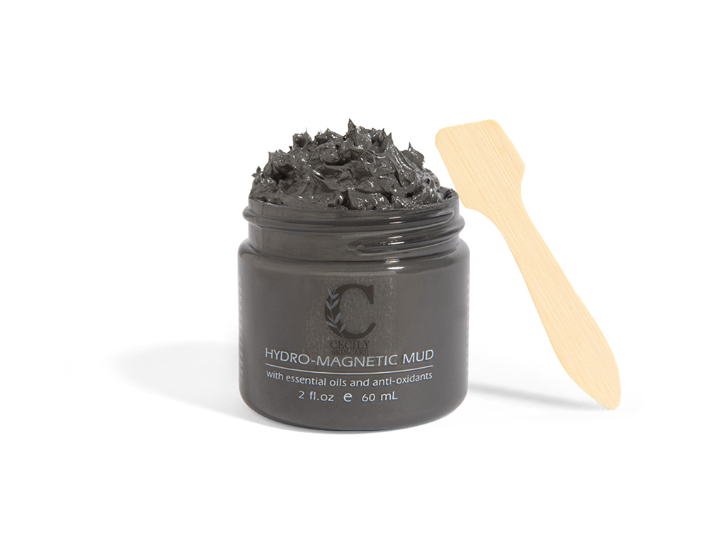 hydro magnetic mud mask hover 2oz