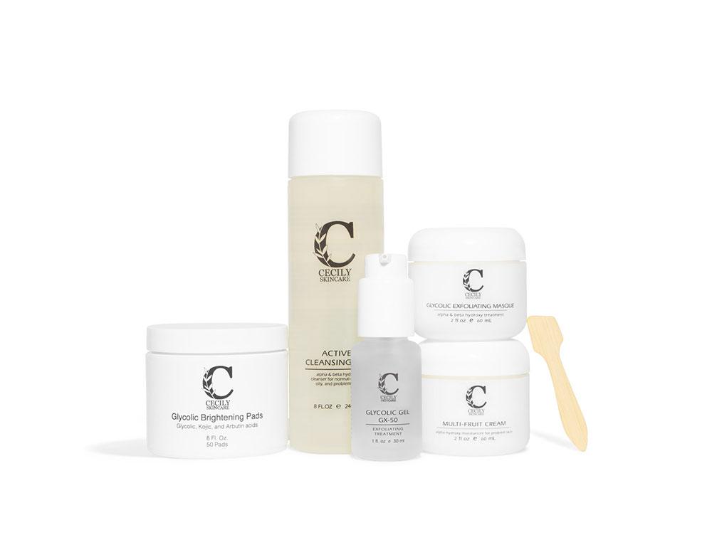 repair your skin routine